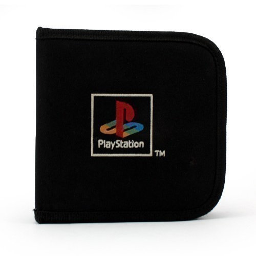Playstation Sony CD Carry Case (Orgineel)