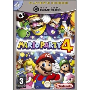 Mario Party 4 (Player's Choice)