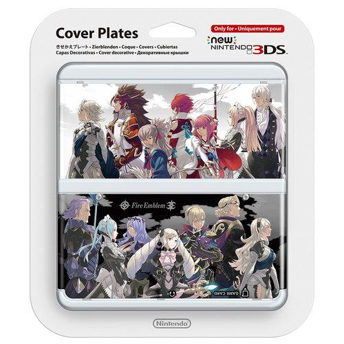 Cover Plate NEW Nintendo 3DS - Fire Emblem Fates (Nieuw)
