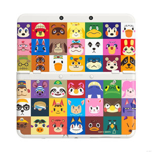 Cover Plate NEW Nintendo 3DS - Animal Crossing