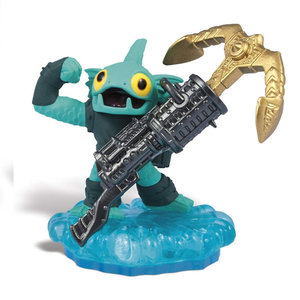 Skylanders Anchors Away Gill Grunt