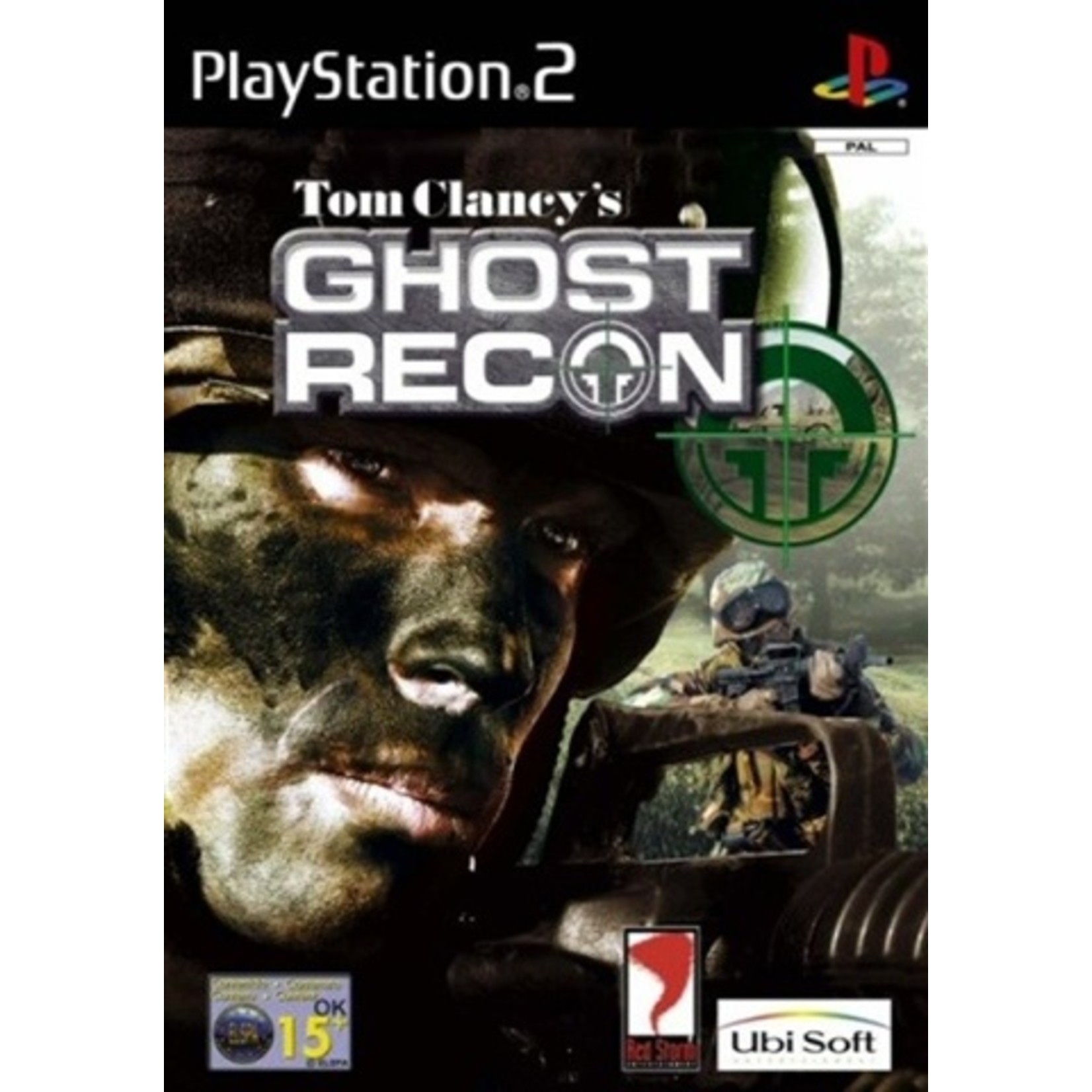 Tom Clancy's - Ghost Recon