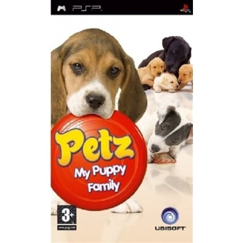 Petz my puppy family