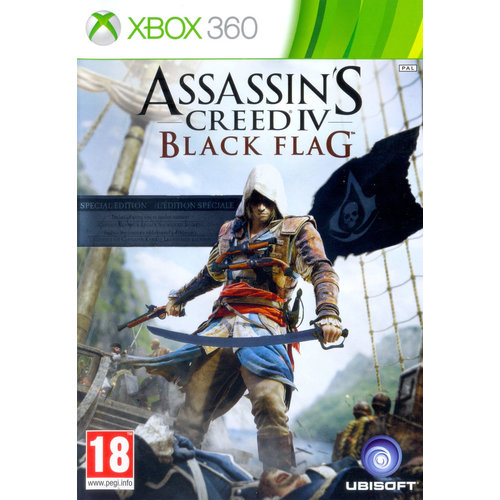 Assassin's Creed IV - Black Flag Special Edition