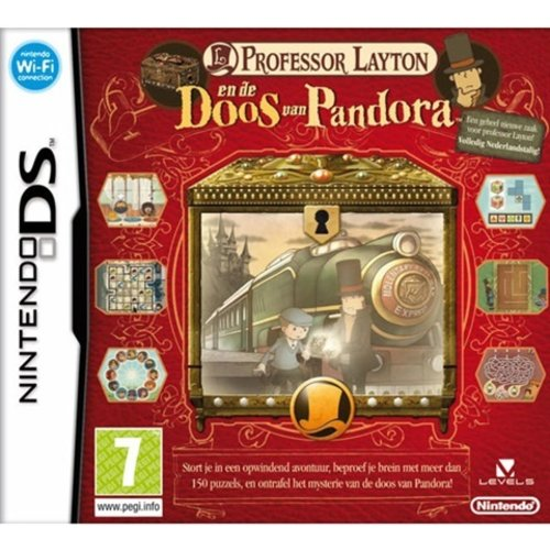Professor Layton - En de Doos van Pandora