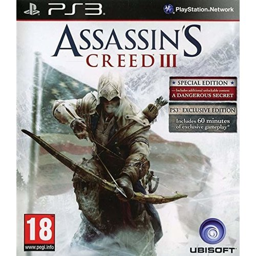 Assassin's Creed III - Special + Exclusive Edition