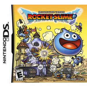 Dragon Quest Heroes - Rocket Slime (USA)