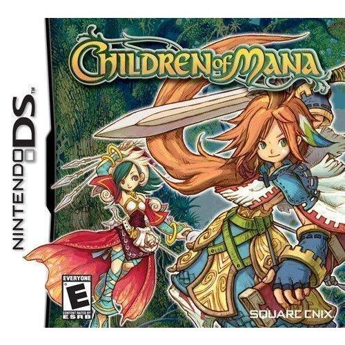 Children of Mana (USA)