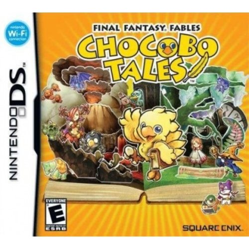 Final Fantasy Fables Chocobo Tales (USA)