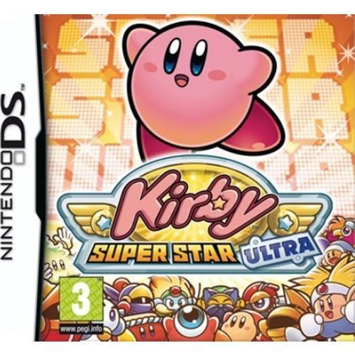 Kirby - Super Star Ultra (USA)
