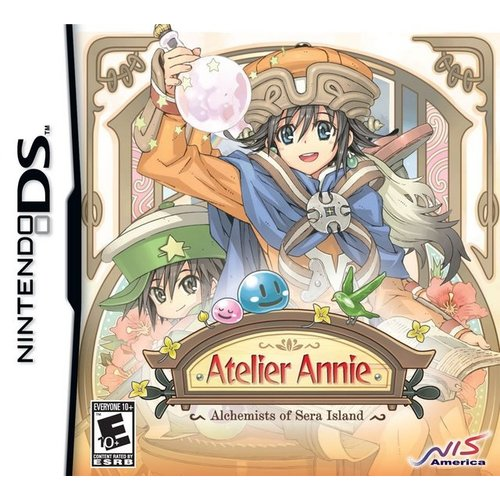 Atelier Annie - Alchemists of Sera Island (USA)