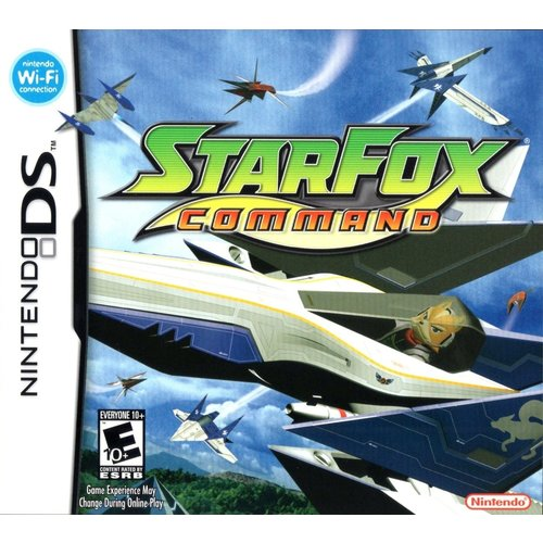 Star Fox Command (USA)