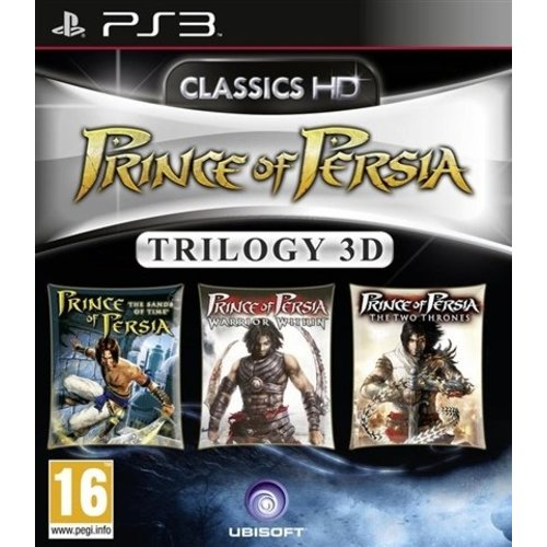 Prince of Persia - HD Trilogy Eition