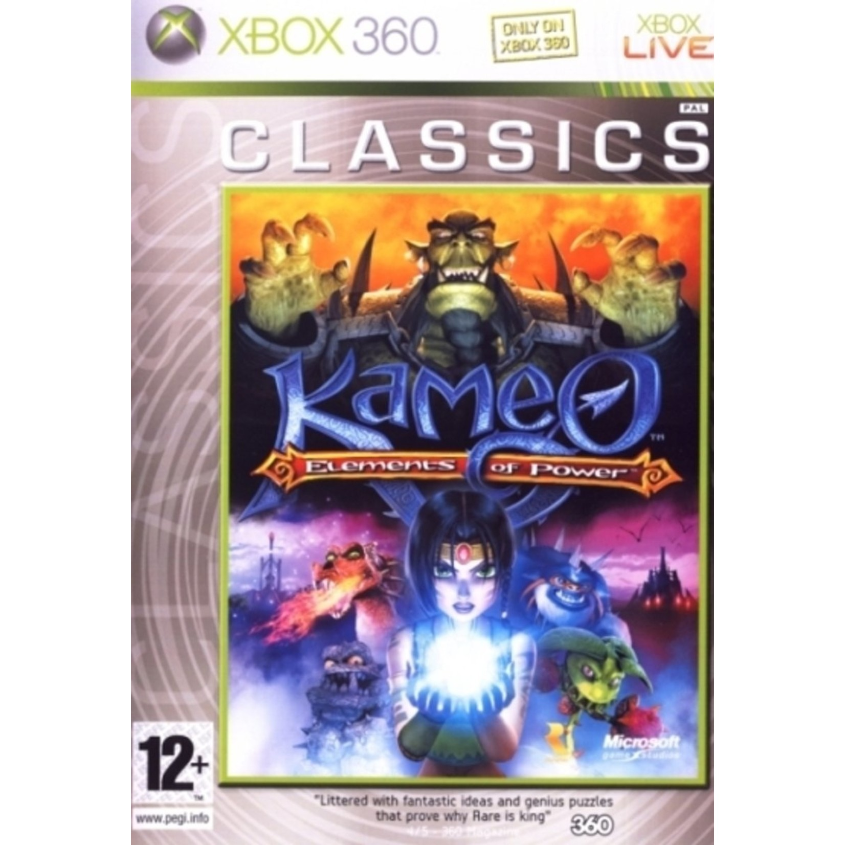 Kameo - Elements Of Power (Classics)