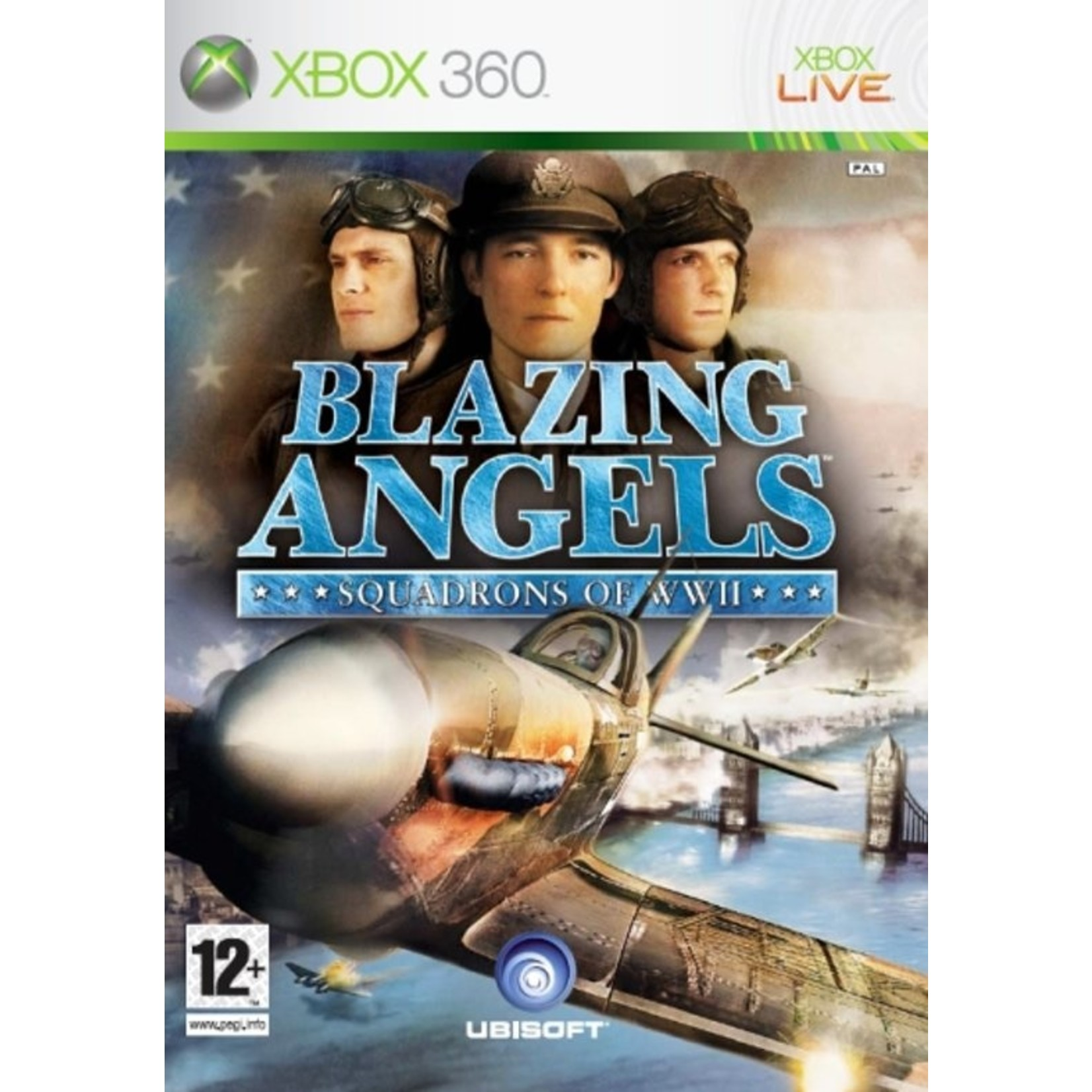 Blazing Angels-Squadrons Of WWII