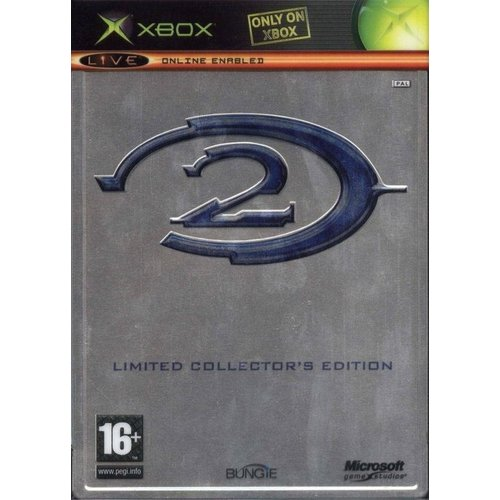 Halo 2 - Limited Collectors Edition