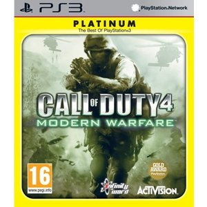 Call of Duty 4 Modern Warfare (Platinum)