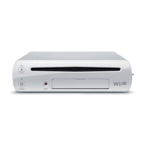 Losse Witte Nintendo Wii U Console - Geschikt ter vervanging van defecte console