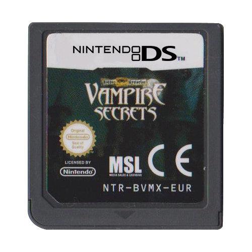 Vampire Secrets (losse cassette)