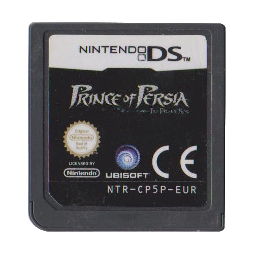 Prince Of Persia - The Fallen King (Losse Cassette)