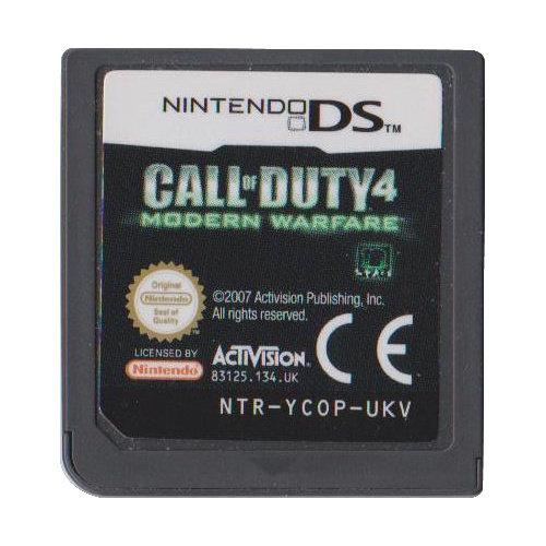Call of Duty 4 Modern Warfare (Losse Cassette)