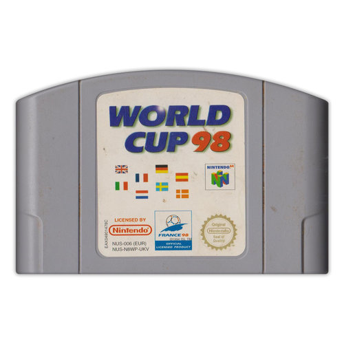 World Cup 98 (Losse Cassette)
