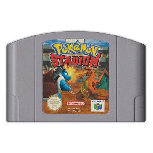 Pokémon Stadium  (Losse Cassette)