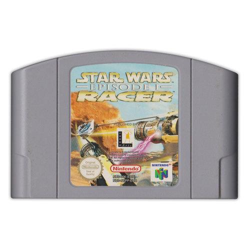 Star Wars - Episode I Racer  (Losse Cassette)