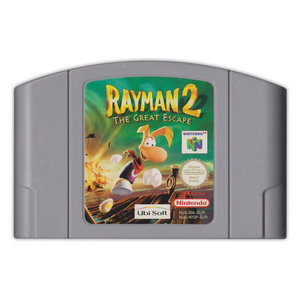 Rayman 2 - The Great Escape (Losse Cassette)