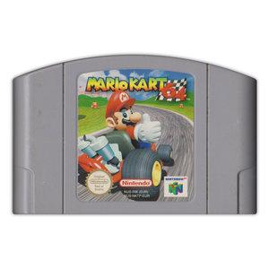 Mario Kart 64 (Losse Cassette)
