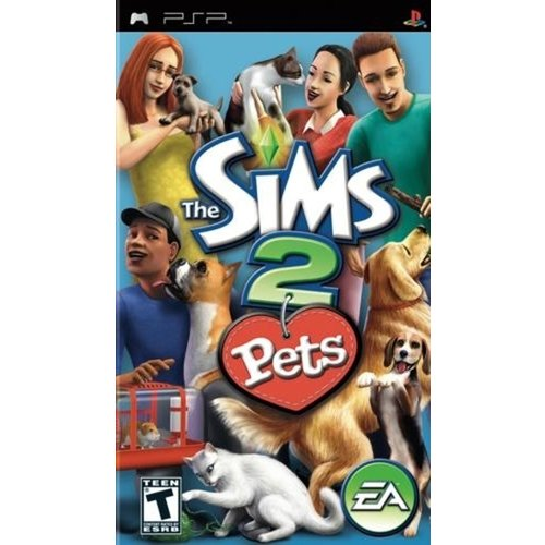 De Sims 2 - Huisdieren