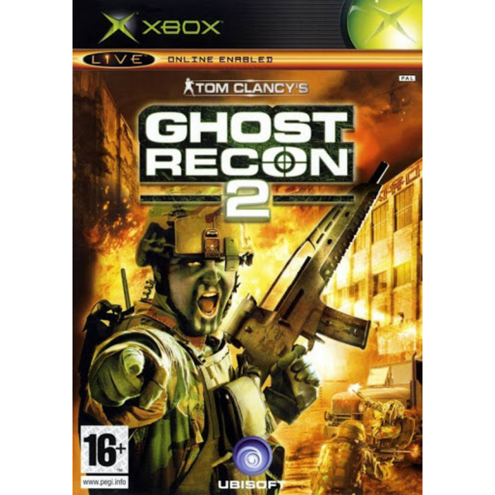 Tom Clancy's - Ghost Recon 2