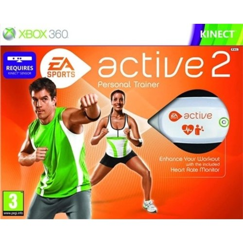 EA Sports Active 2 - Kinect (Nieuw)
