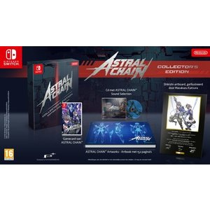 Astral Chain - Limited Edition (Nieuw)
