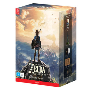 The Legend of Zelda - Breath of the Wild Limited Edition