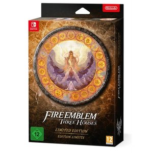 Nintendo Switch Fire Emblem Three Houses - Limited Edition (Nieuw)