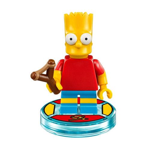 Bart Simpsons - Losse minifiguur (71211)