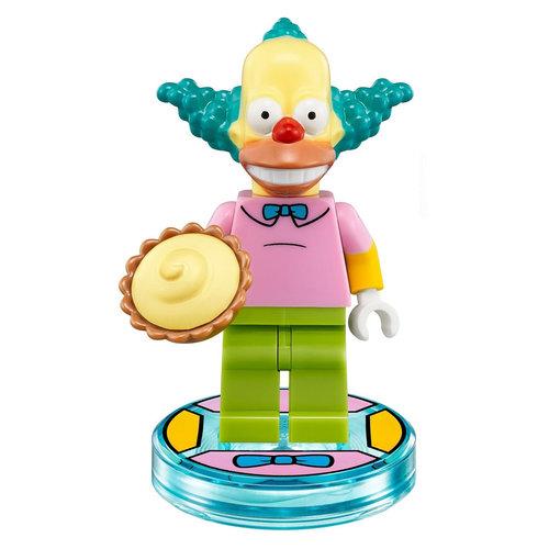Krusty the Clown Simpsons - Losse minifiguur (71227)