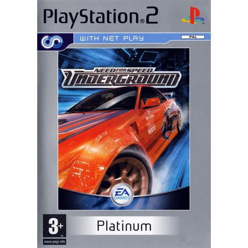 Need for Speed Underground (Platinum)