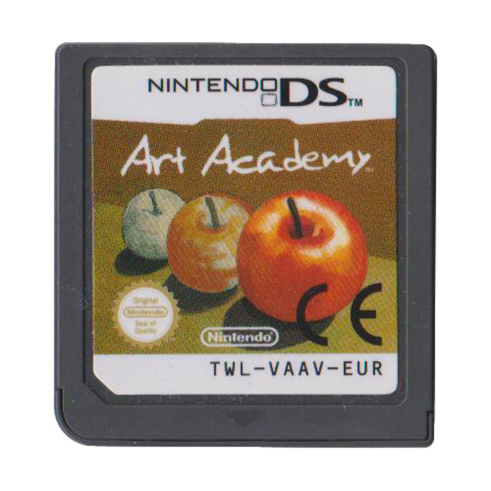 Art Academy (Losse Cassette)