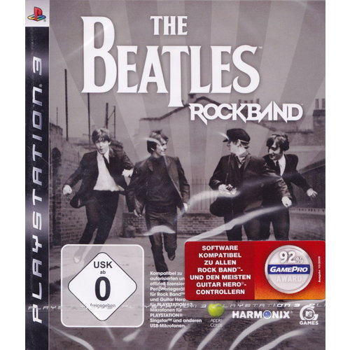 Beatles Rock Band (Game Only)