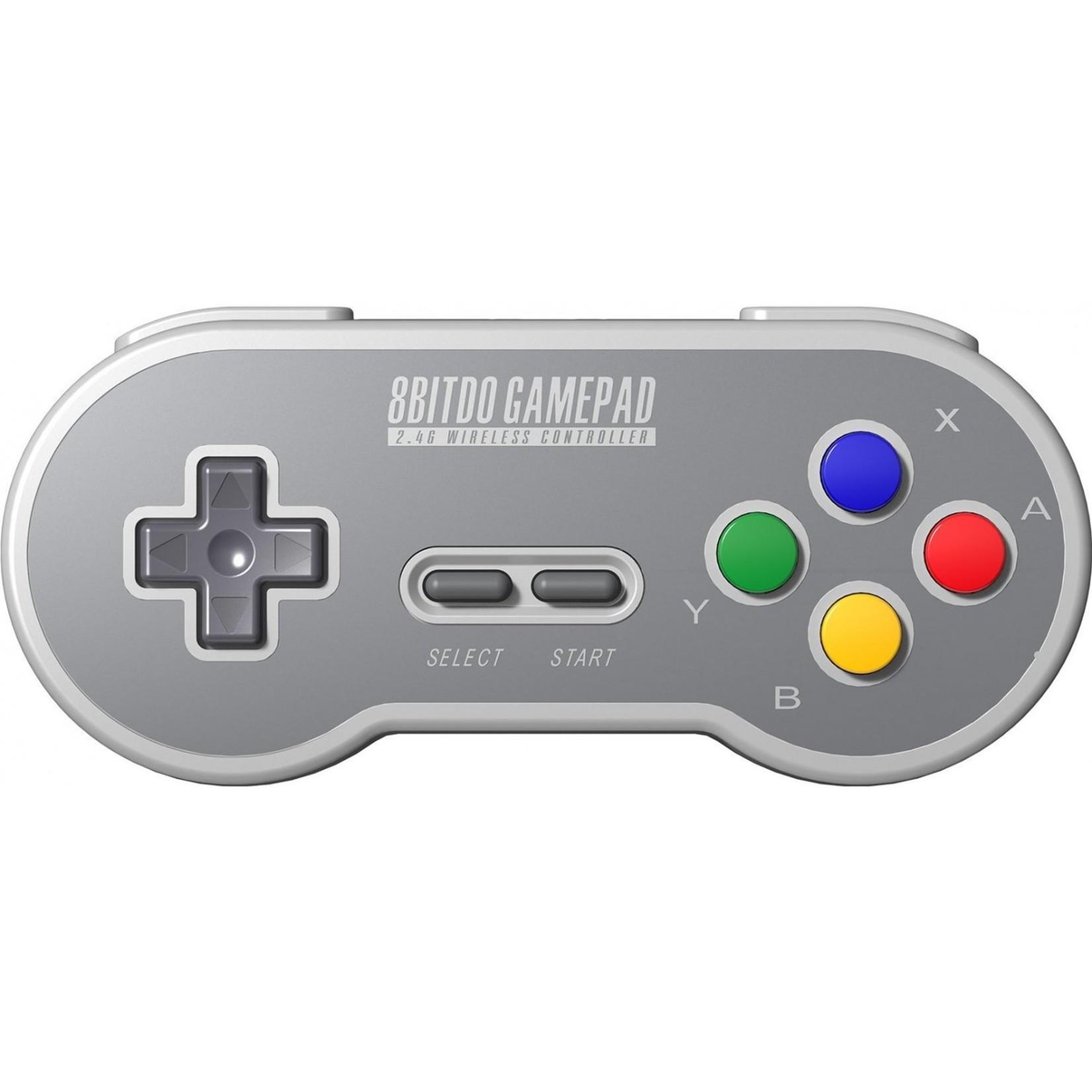 SF30 Draadloze Controller / Gamepad voor SNES Classic Mini (8Bitdo)