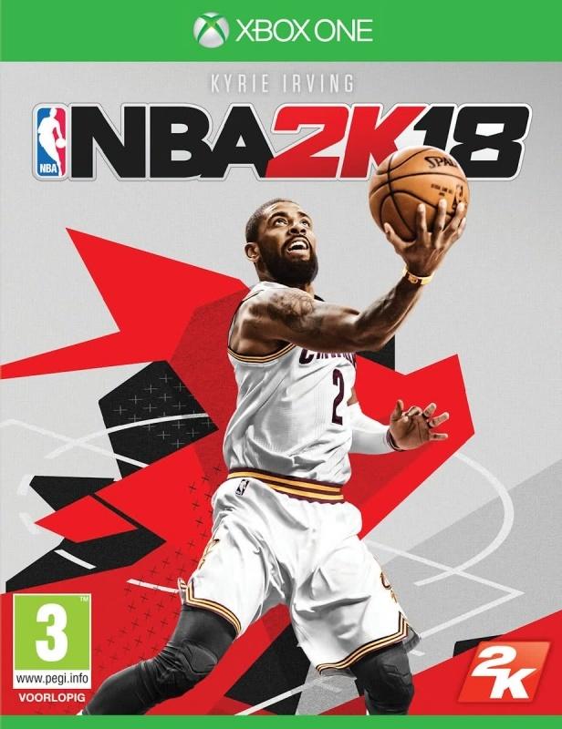 NBA 2K18 (Nieuw)
