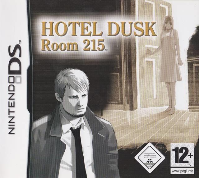 Hotel Dusk - Room 215