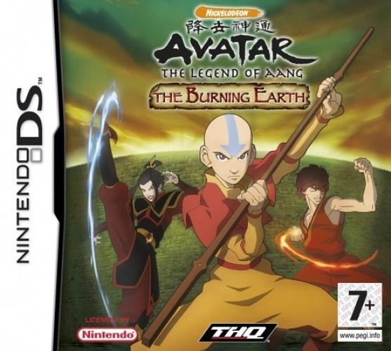 Avatar - De Brandende Aarde