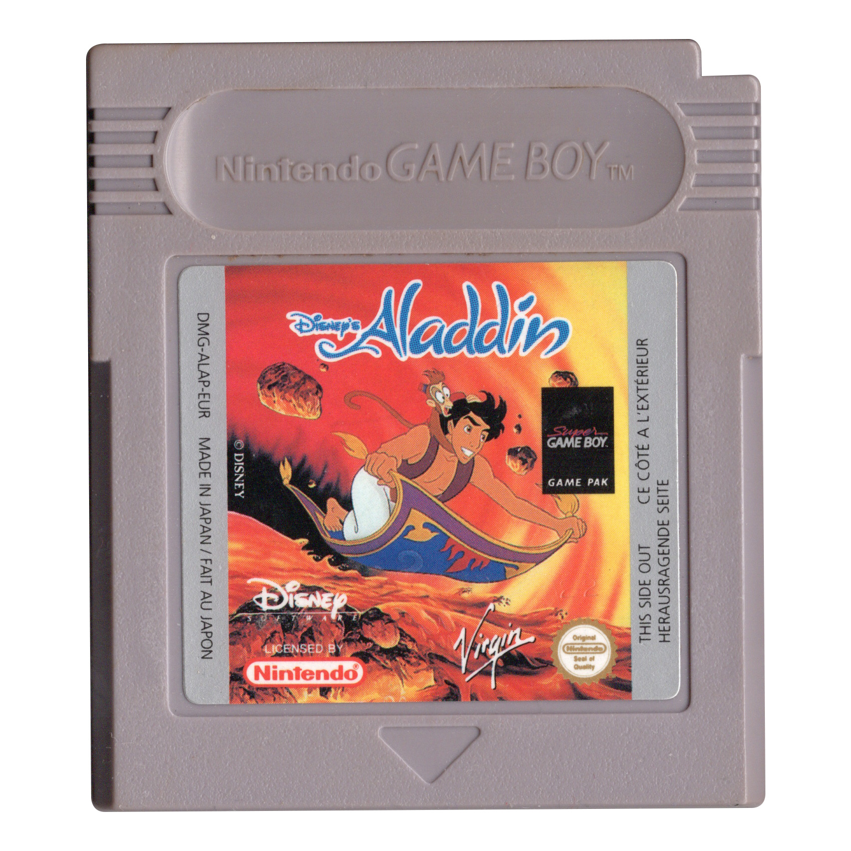 Aladdin (Losse Cassette)