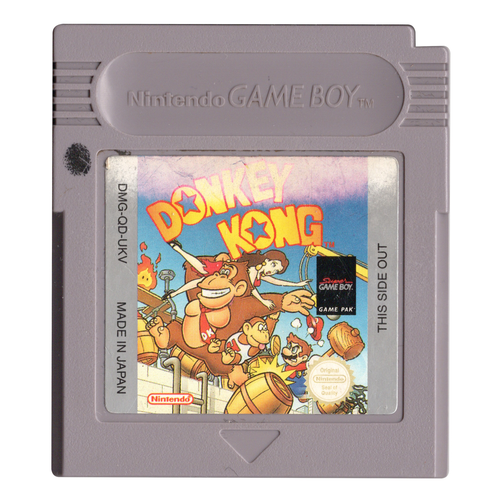 Donkey Kong (Losse Cassette)