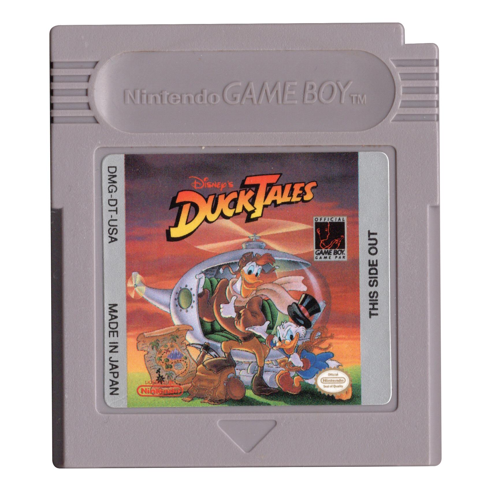 Duck Tales (Losse Cassette)
