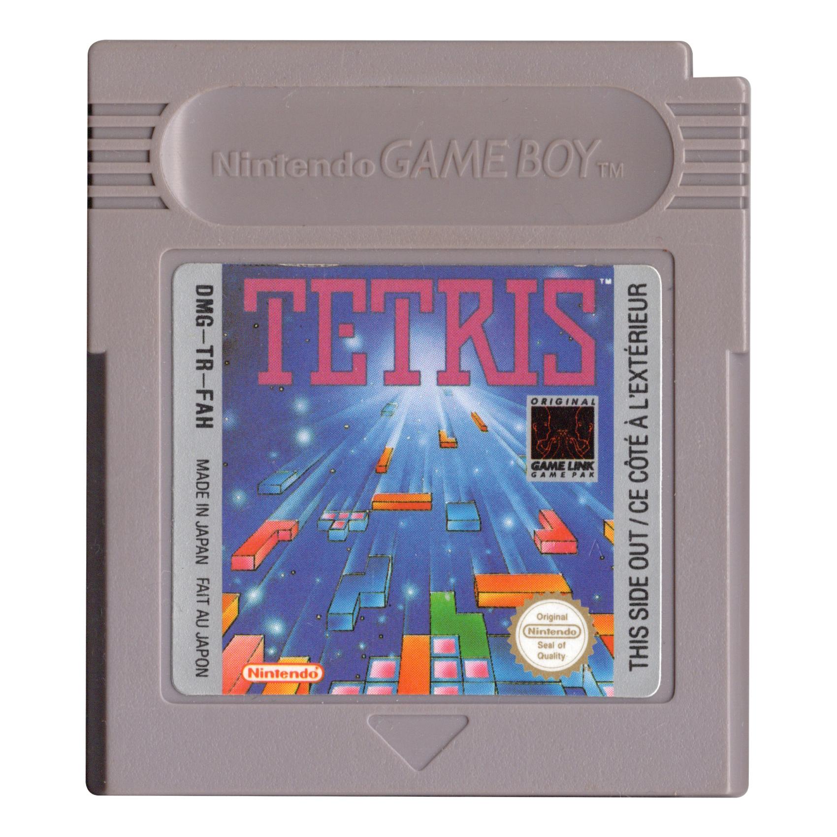 Tetris (Losse Cassette)