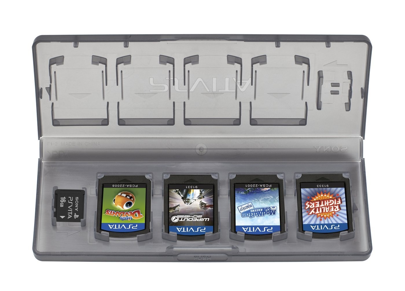 PlayStation PS Vita Card Case